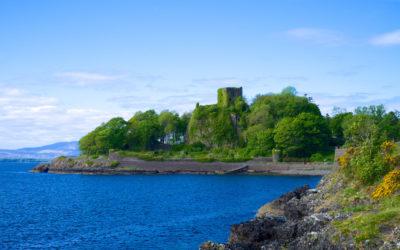 Dunollie Castle, Museum and Gardens – Oban, Schottland