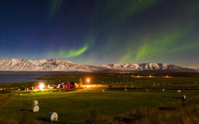 """Autorundreise """"Island – Ferienhausidylle unter Nordlichtern"""""""