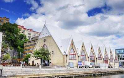 Feskekôrka – Göteborg, Schweden