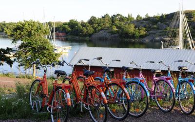 Finnland – Fahrradtour durchs finnische Schärenmeer