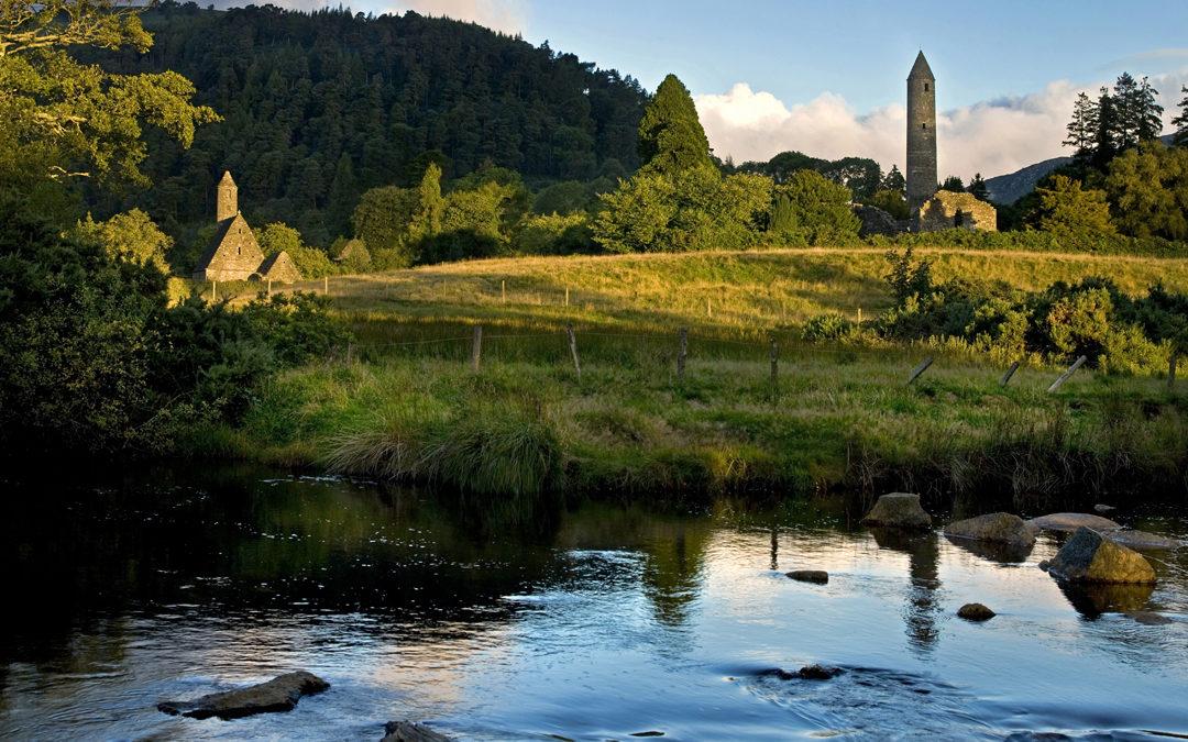 Glendalough – Wicklow Nationalpark, Irland