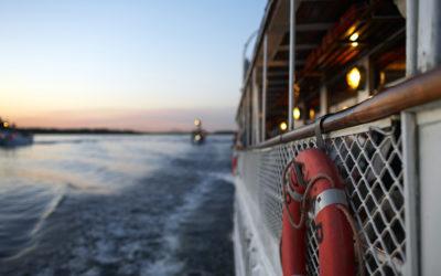 Reisezeit Göta Kanal