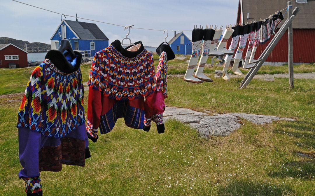 Menschen am Rande der Welt: Grönland