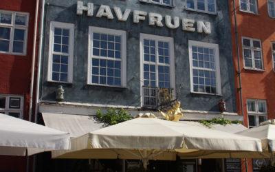 Havfruen, Kopenhagen