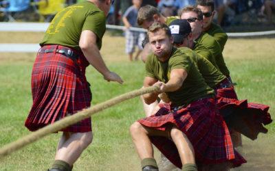 Highland Games, Schottland