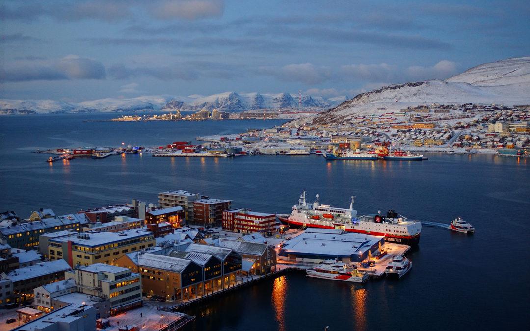 Abenteuer Hurtigruten: Eine Reise ans Ende der Welt