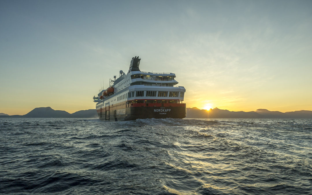 Die Hurtigruten – Sehnsuchtsreise zum Nordkap