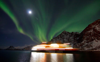 Abenteuer Hurtigruten: Winterzauber am Polarkreis