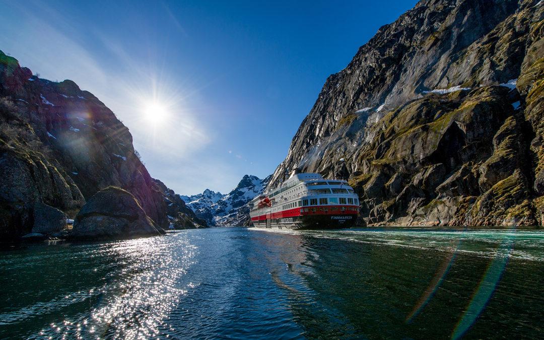 Frühbucherrabatt für Hurtigruten Reisen 2014