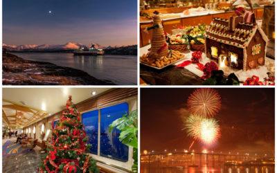 Hurtigruten Reise – Weihnachten und Silvester an Bord