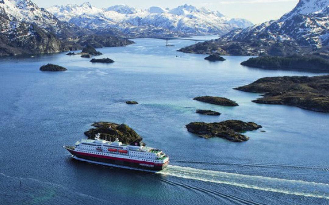 Frühbucherrabatt für Hurtigruten Reisen 2016