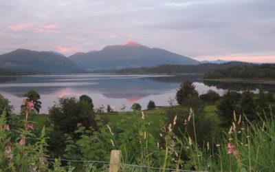 Inverawe County, Schottland