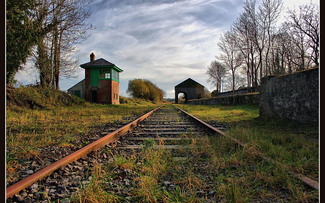 Mit dem Zug durch… Irland