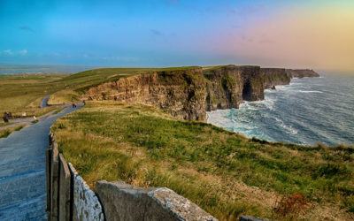 """Autorundreise """"Irland zu Fuß"""""""