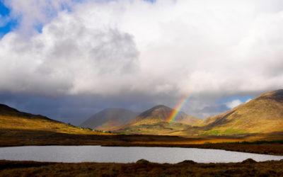 Reisezeit Irland