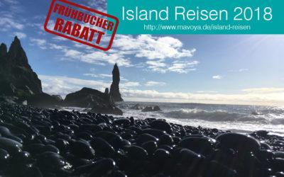 Island Reisen 2018