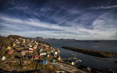 Kangaamiut, Grönland