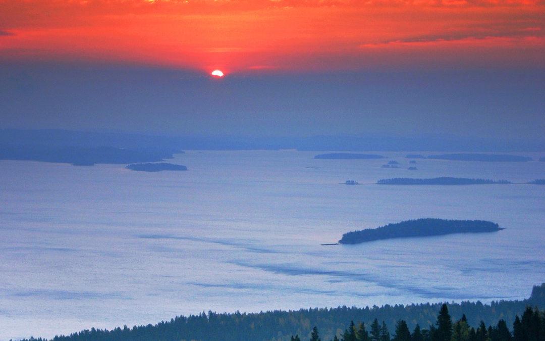 Koli Nationalpark, Finnland
