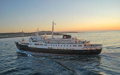 Hurtigruten Schiff: MS Lofoten
