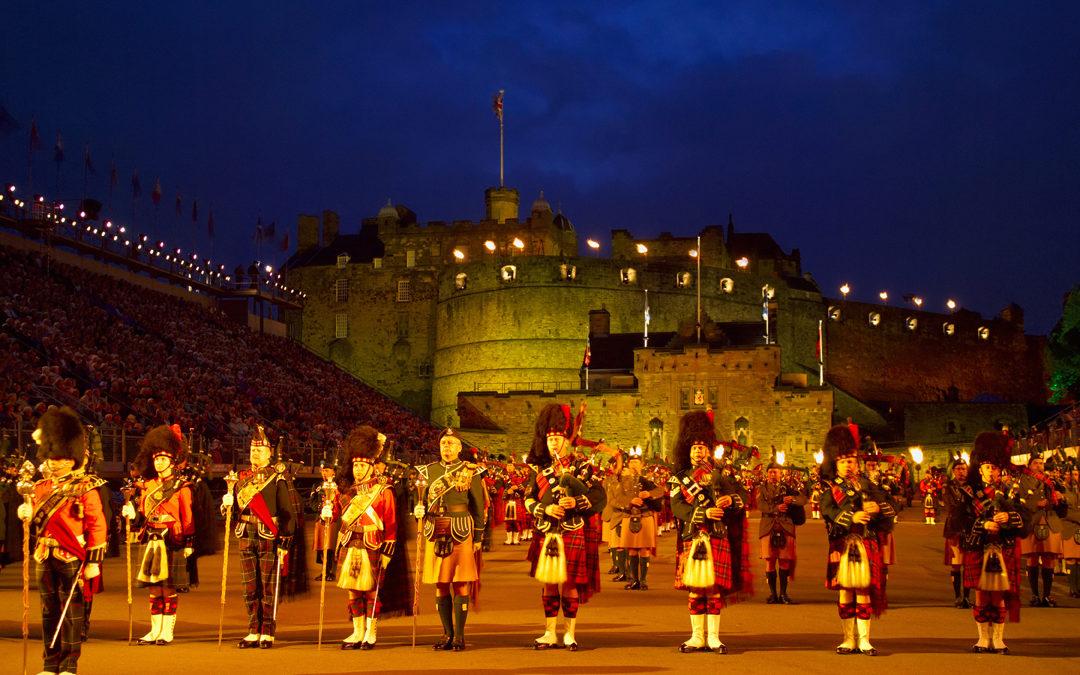 The Royal Military Tattoo, Edinburgh