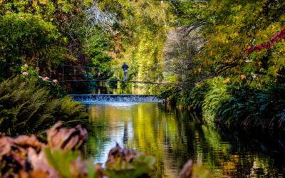 Mount Usher Gardens, Irland
