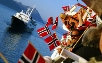Nationalfeiertag in Norwegen