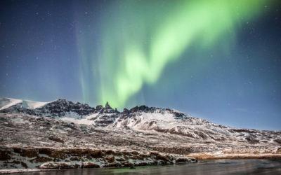 Durch Islands Vulkanwüste zum Polarlicht