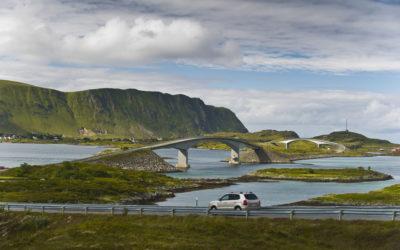 Autofahren in Norwegen