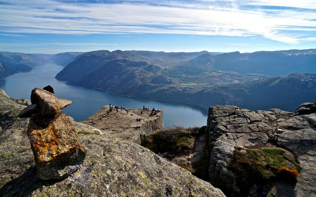 """Autorundreise """"Das Beste Norwegens"""""""