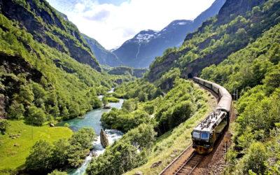 Mit dem Zug durch… Norwegen