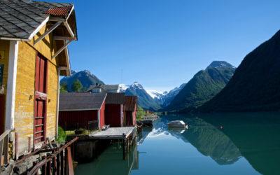 """Autorundreise """"Fjord- und Nordnorwegen"""""""