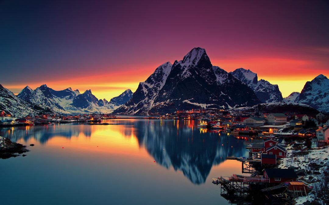 Winterabenteuer Norwegen – Weihnachten auf den Lofoten