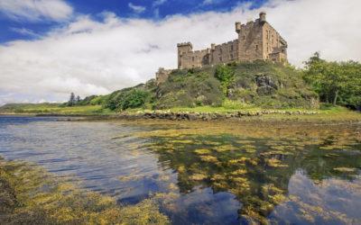 Im Flieger über… Schottland – Die Highlands