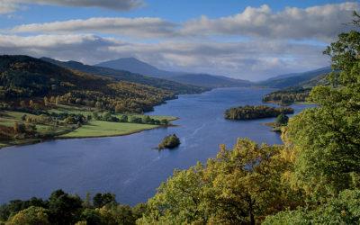 Schottland und London – 13 Tage
