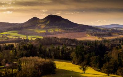 Reisewege Schottland: In den Lowlands