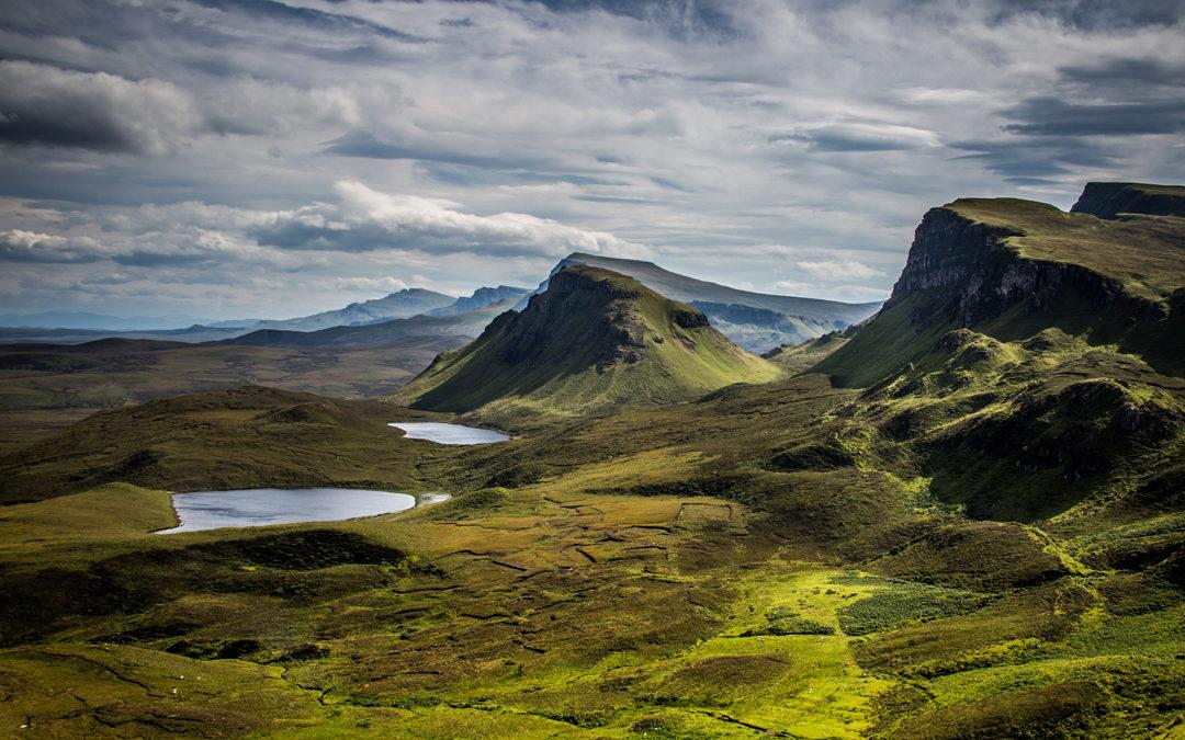 Die Insel Skye – Vor Schottlands Küste