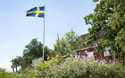 Reisezit Schweden