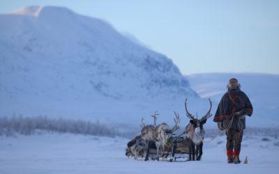 Menschen am Rande der Welt: Lappland