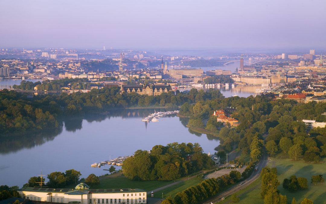 Heimathafen: Stockholm