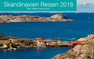 Skandinavien Reisen 2018