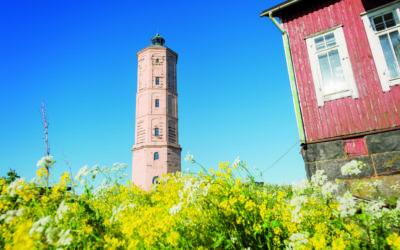 Söderskär Leuchtturm, Finnland