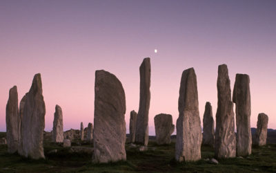 Standing Stones of Callanish – Isle of Lewis, Schottland