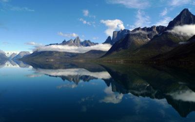 Tasermiut Fjord, Grönland
