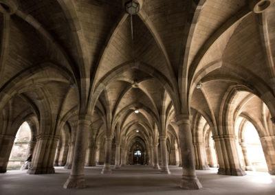 Universität in Glasgow