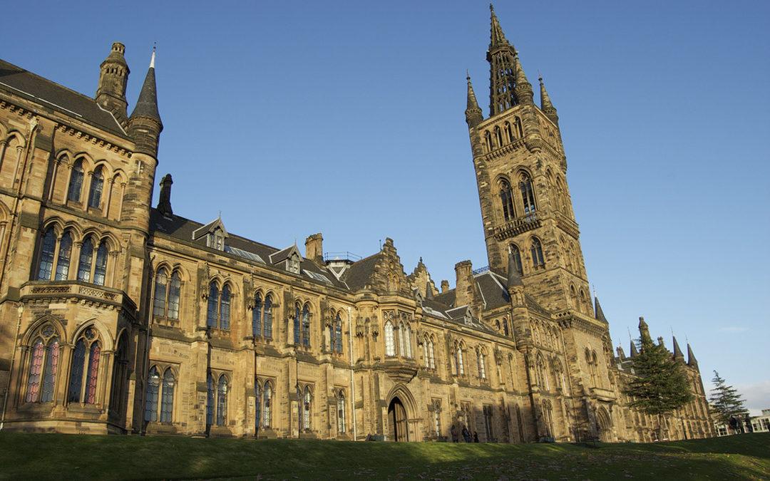Universität Glasgow, Schottland