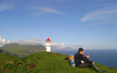Wandern auf den Färöer Inseln