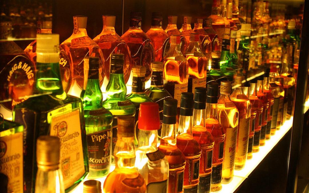 Expedition Whisky mit der MS Fram 2014