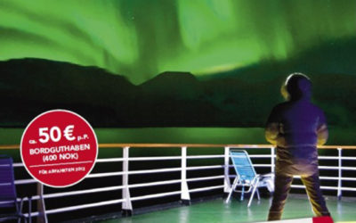 Hurtigruten Winter Special 2012-13