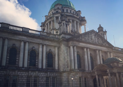 MaVoya Exclusiv Reise Irland Belfast City Hall