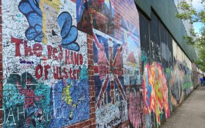 Exclusiv Reise nach Irland: Tag 2 – Belfast